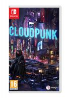 Cloudpunk... on Nintendo Switch