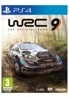 WRC 9... on PS4