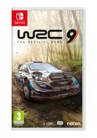 WRC 9... on Nintendo Switch
