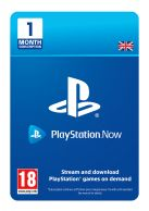 PlayStation Now 1 Month Subscription... on PS4