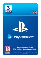 PlayStation Now 3 Month Subscription... on PS4