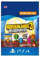 Borderlands 3 Season Pass... on PS4