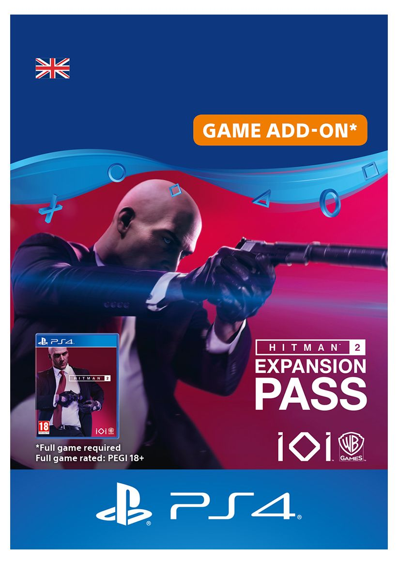 Hitman 2 Expansion Pass On Ps4 Simplygames