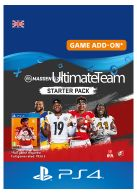 Madden NFL 20: Madden Ultimate Team Starter Pack... on PS4