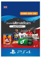 Madden NFL 20: 2200 Madden Ultimate Team Points... on PS4
