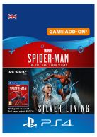 Marvel's Spider-Man: Silver Lining... on PS4