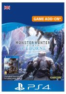 Monster Hunter World: Iceborne... on PS4