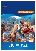 ONE PIECE World Seeker Episode Pass... on PS4