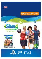 The Sims™ 4 Bowling Stuff... on PS4
