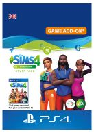 The Sims™ 4 Fitness Stuff... on PS4