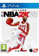 NBA 2K21 + Bonus DLC... on PS4