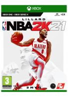 NBA 2K21 + Pre-Order Bonus... on Xbox One
