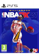 NBA 2K21 + Pre-Order Bonus... on PS5
