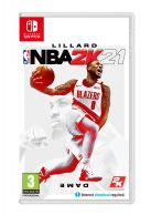 NBA 2K21 + Pre-Order Bonus... on Nintendo Switch