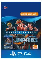 JUMP FORCE - Characters Pass... on PS4