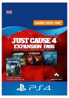 Just Cause 4 Expansion Pass... on PS4