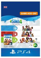 The Sims™ 4 Bundle : Cats & Dogs, Parenthood, Toddler Stuf... on PS4