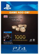 Middle Earth: Shadow of War 1050 Gold... on PS4