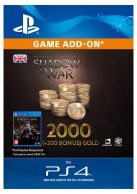 Middle Earth: Shadow of War 2200 Gold... on PS4