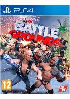WWE 2K Battlegrounds + Bonus DLC... on PS4