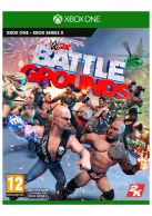 WWE 2K Battlegrounds... on Xbox One