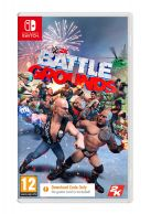 WWE 2K Battlegrounds... on Nintendo Switch
