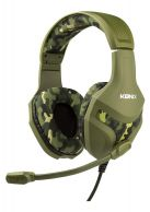 Konix PS-400 Camo Gaming Headset for PS4 Xbox One and PC... on PS4