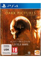 The Dark Pictures Anthology: Volume 1 Limited Edition... on PS4