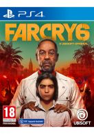 Far Cry 6... on PS4