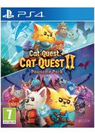 Cat Quest I+ II: The Pawsome Pack... on PS4