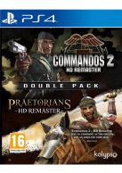 Commandos 2 & Praetorians HD Remaster Double Pack... on PS4