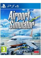 Airport Simulation... on PS4