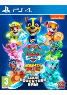 Paw Patrol Mighty Pups Save Adventure Bay... on PS4