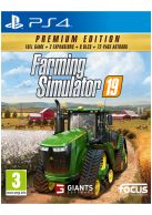 Farming Simulator 19 Premium Edition... on PS4
