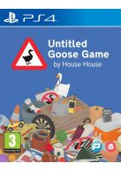 Untitled Goose Game... on PS4