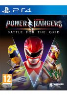 Power Rangers: Battle for the Grid: Collector's Edition... on PS4