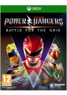Power Rangers: Battle for the Grid: Collector's Edition... on Xbox One