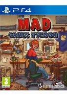 Mad Games Tycoon... on PS4