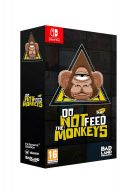 Do Not Feed The Monkeys : Collector's Edition... on Nintendo Switch