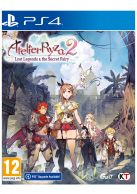 Atelier Ryza 2 Lost Legends & The Secret Fairy... on PS4