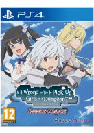 Is It Wrong To Pick Up Girls In A Dungeon: Infinite Combate... on PS4