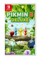 Pikmin 3 Deluxe INC Free Stickers and Micro Fibre Cloth... on Nintendo Switch