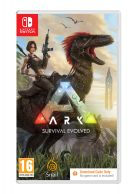 Ark: Survival Evolved... on Nintendo Switch