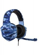 Subsonic Camo Blue Gaming Headset War Force... on PS4