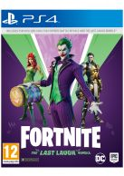 Fortnite: The Last Laugh Bundle... on PS4