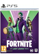 Fortnite: The Last Laugh Bundle (Code In A Box)... on PS5