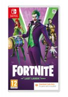 Fortnite: The Last Laugh Bundle (Code In A Box)... on Nintendo Switch