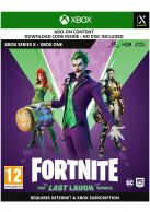 Fortnite: The Last Laugh Bundle (Code In A Box)... on Xbox Series X