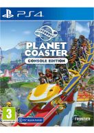 Planet Coaster Console Edition... on PS4