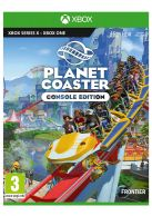 Planet Coaster Console Edition... on Xbox Series X